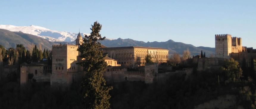 Vista desde el Mirador de San Nicolás (Granada)