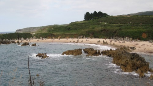 Llanes de cine 2 (Playa de Toró)