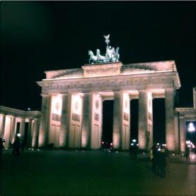 Puerta Brandemburgo-Berlín