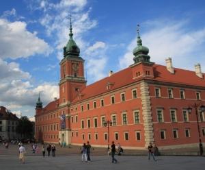 Varsovia (Castillo)