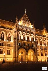 Parlamento 2, vista nocturna