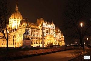 Parlamento 3, vista nocturna