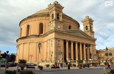 Iglesia de Mosta