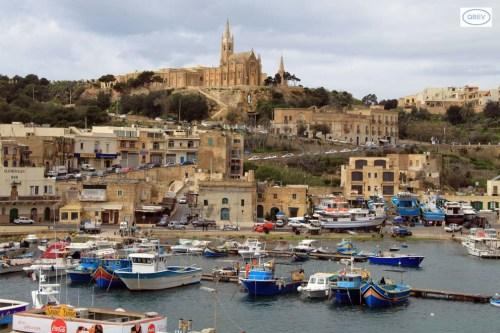 Panorámica de Gozo