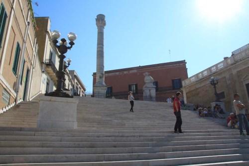 Piazzetta Colonne
