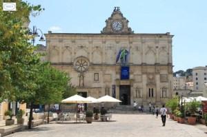 Iglesia en Matera