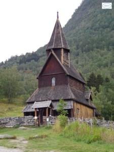 Iglesia Urnes