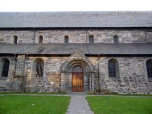 Iglesia Medieval - Stavanger