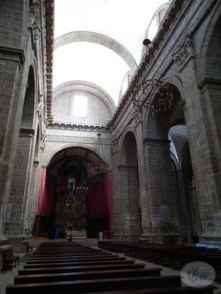 Catedral Valladolid interior