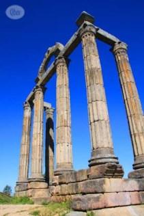 Templo de los Mármoles 2-Augustóbriga