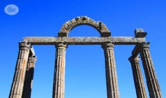 Templo de los Mármoles 3-Augustóbriga