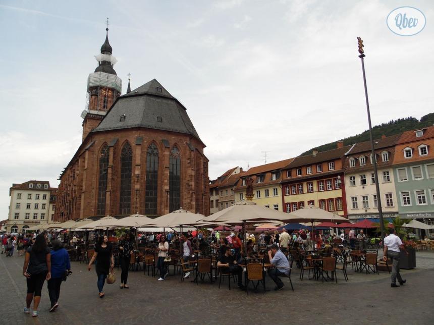 Heidelberg Iglesia