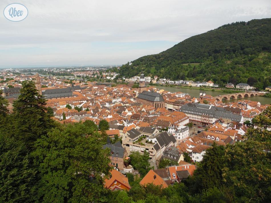 Heidelberg panorámica