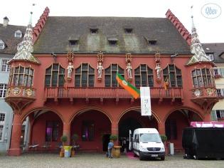 Plaza Friburgo