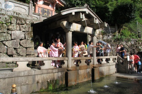 Fuente Otowa-no-taki