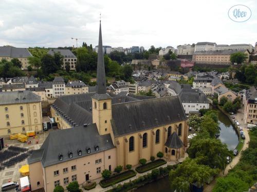 Luxemburgo - zona baja