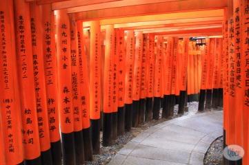 Santuario Fushimi Inari 2