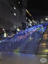 Estación - escaleras