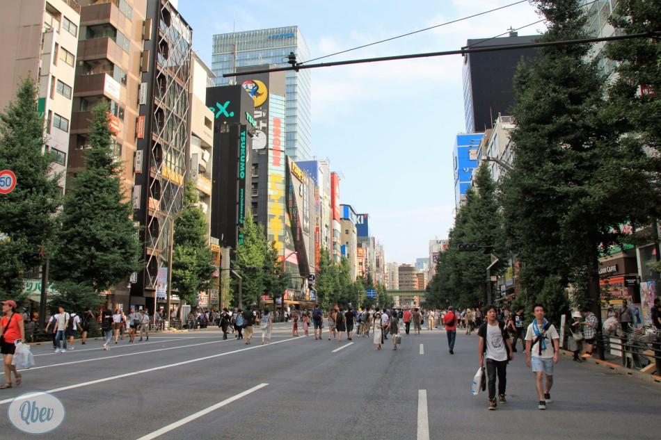 Akihabara calle 1