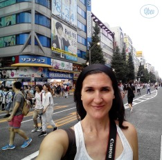 Akihabara selfie