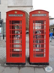 Cabinas Londres