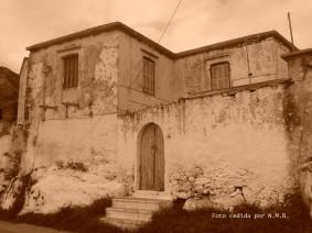 Casa tradicional Cretense