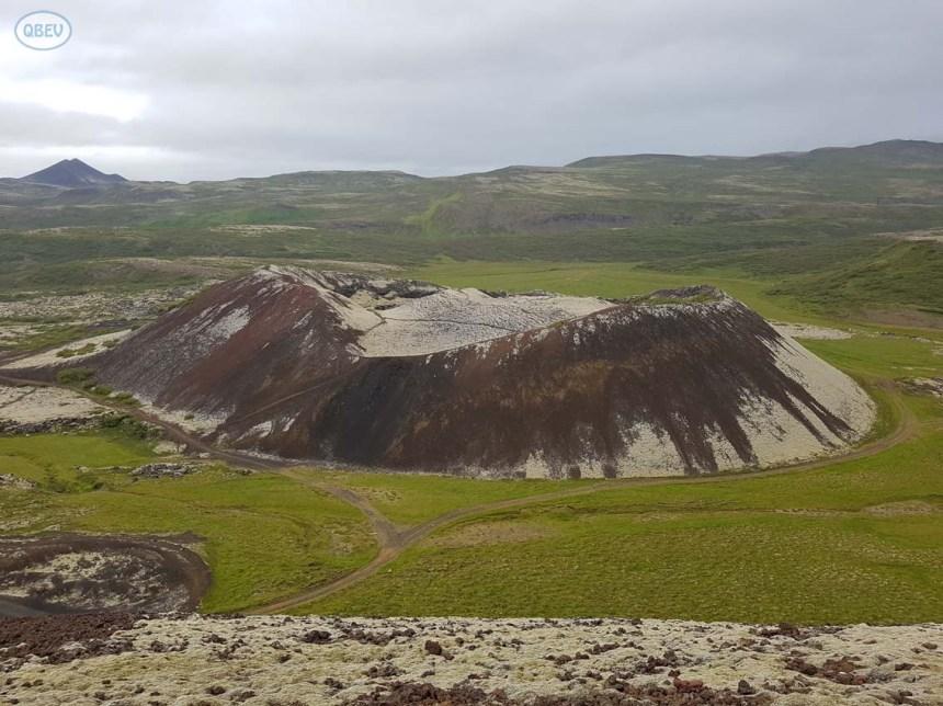 Cráter Grábrók