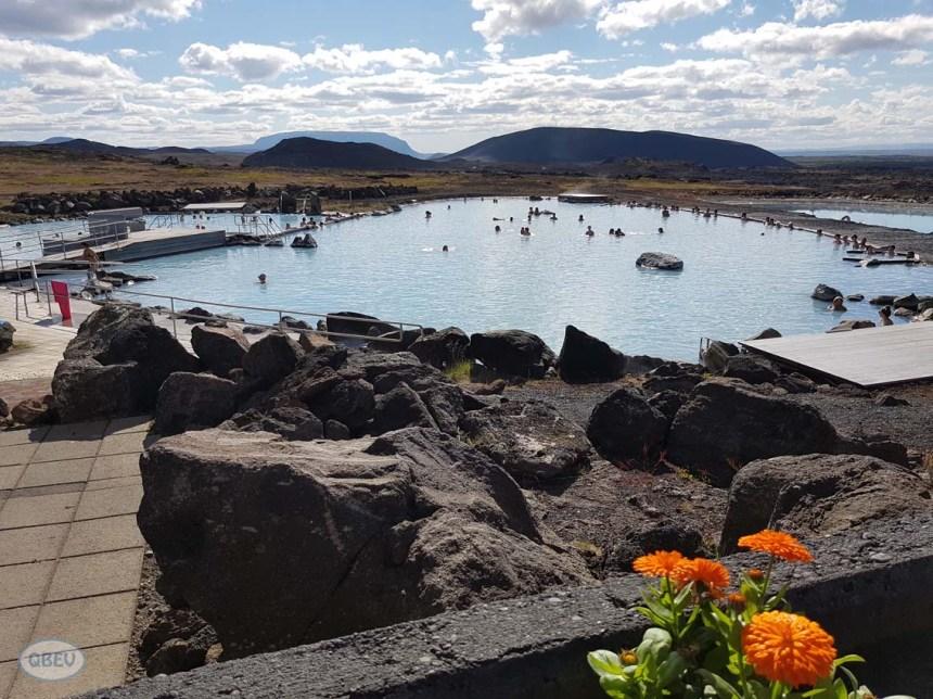 Lago Mývatn