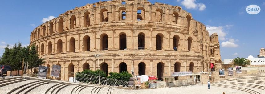 Anfiteatro El Djem