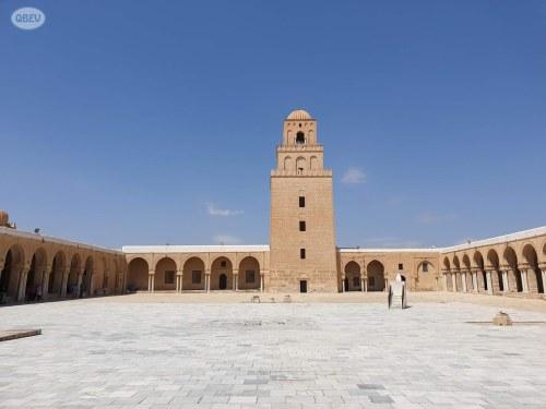 Kairouan Mezquita