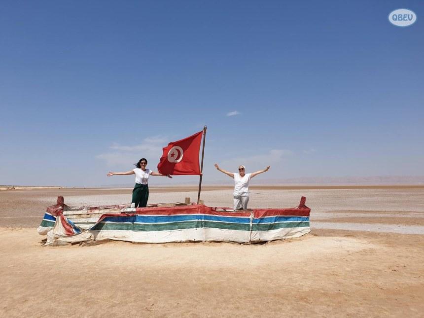 Lago Chott El Djerid