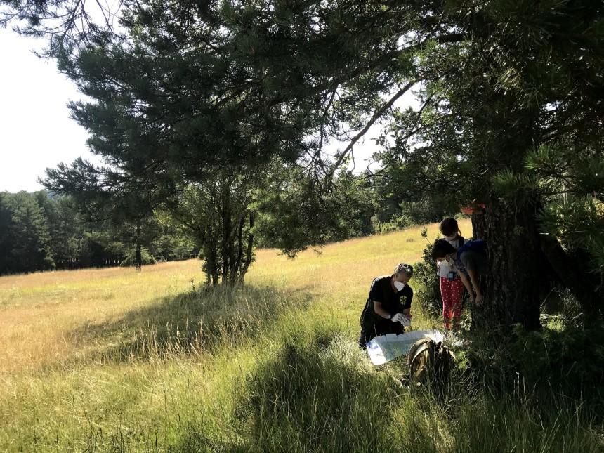 Geocaching en familia por la Sierra de ALbarracín-01