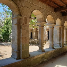 Monasterio de Santa Cristina 3